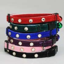 Rhinestone Cat Collar - Breakaway