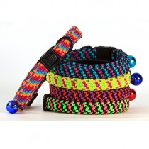 Weave Stretch Cat Collar